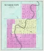 Sunrise City, Chisago County 1888